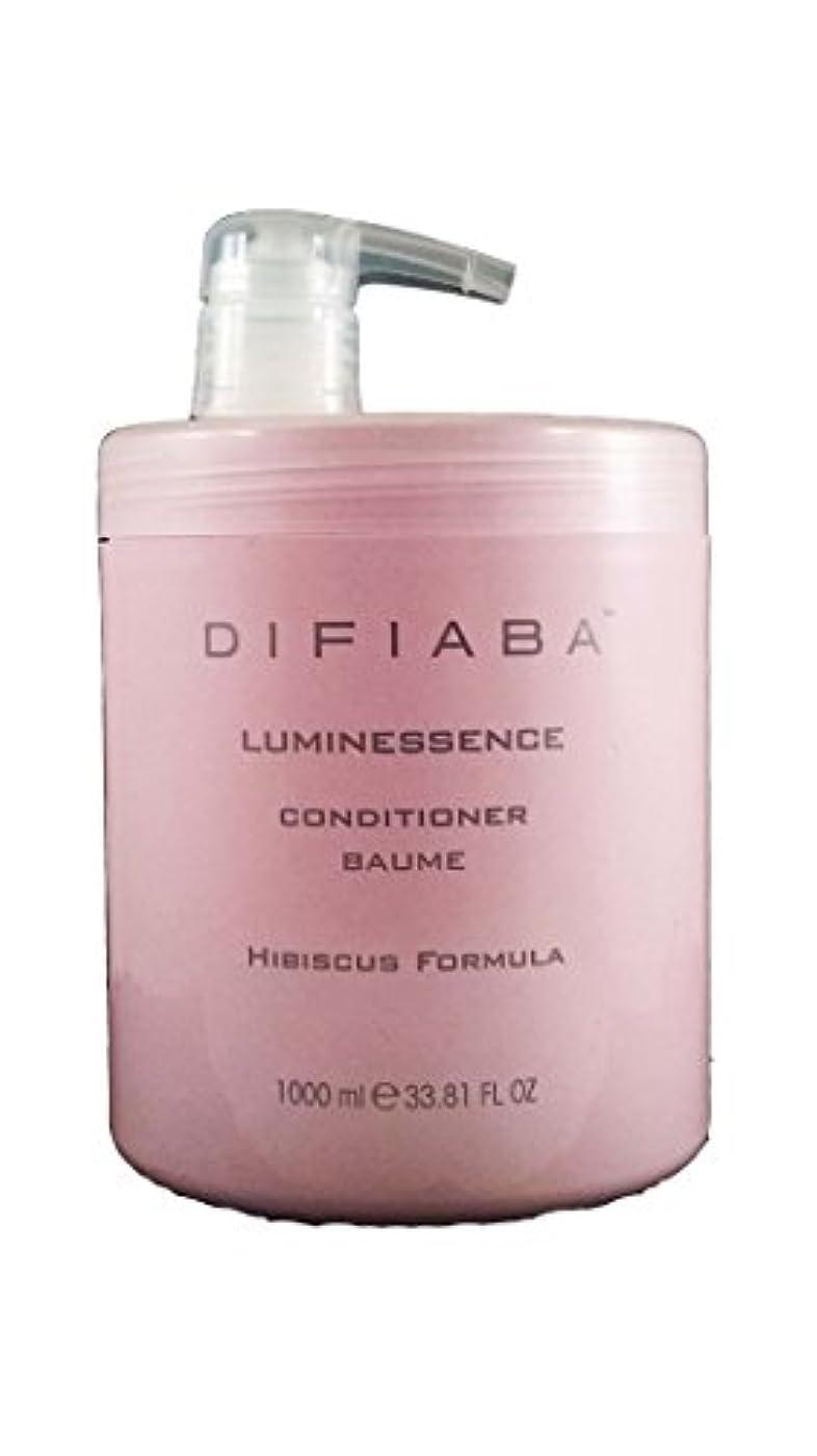 目立つクラブ証拠Difiaba - Luminessenceコンディショナー35.27 oz./1000ミリリットル。