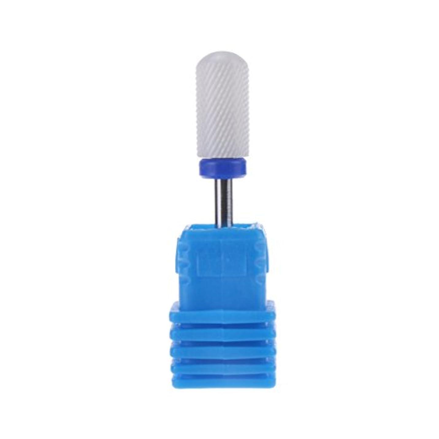 有用くるみ最初はBiutee 陶磁器ドリルビット 6.6mm*13mm ネイルドリルビット ロータリーファイル 研削ネイル 切削工具 ドリルビット ネイルアートファイル ドリル ビット 付け爪用にも 耐摩耗性 耐腐食性 高硬度 (M)