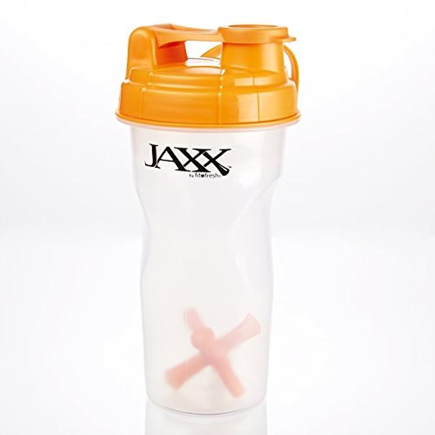責め人事チューブ海外直送品Jaxx Shaker Assorted Colors, 28 oz by Fit & Fresh