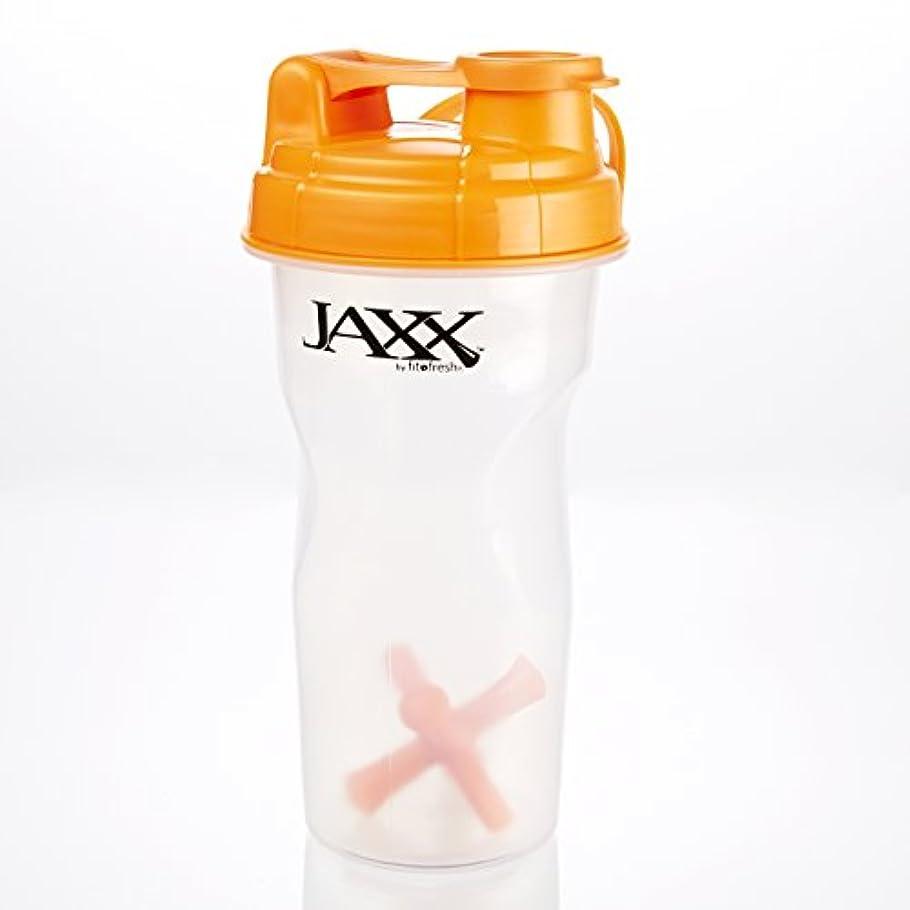 羊針解釈する海外直送品Jaxx Shaker Assorted Colors, 28 oz by Fit & Fresh