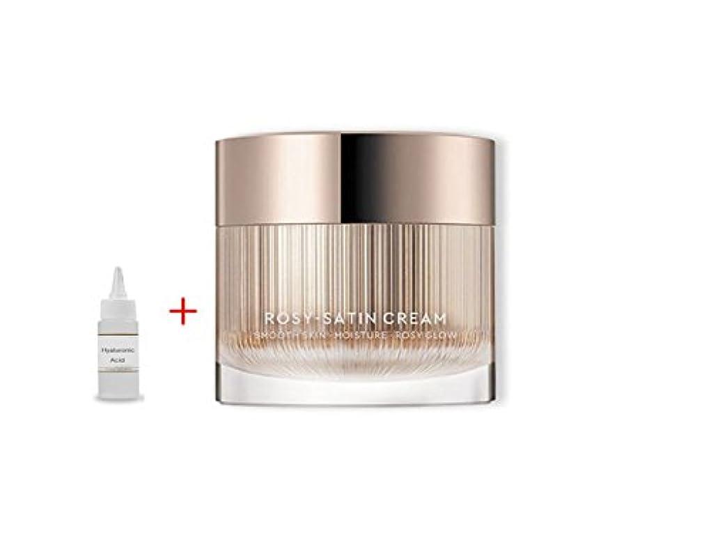 十一珍しい休暇HERA New Rosy Satin Cream 50ml:Smooth Skin Moisture Rosy Glow 滑らかな肌の保湿化粧水 + Ochloo Hyaluronic Acid 20ml [並行輸入品]