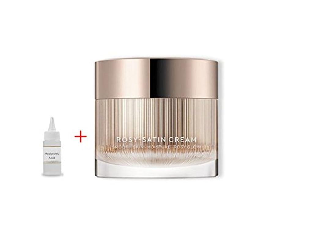 マニアック研磨剤適用済みHERA New Rosy Satin Cream 50ml:Smooth Skin Moisture Rosy Glow 滑らかな肌の保湿化粧水 + Ochloo Hyaluronic Acid 20ml [並行輸入品]