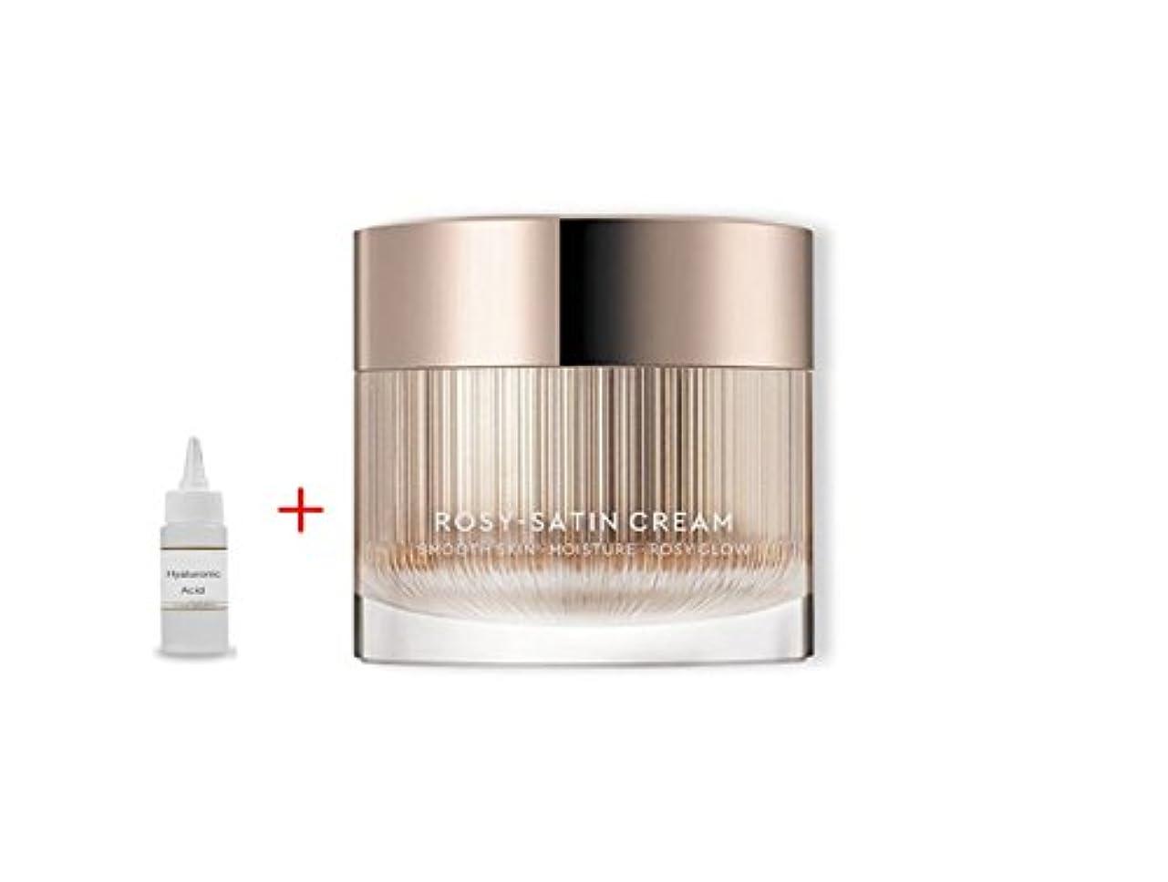 平衡びっくりする意気込みHERA New Rosy Satin Cream 50ml:Smooth Skin Moisture Rosy Glow 滑らかな肌の保湿化粧水 + Ochloo Hyaluronic Acid 20ml [並行輸入品]