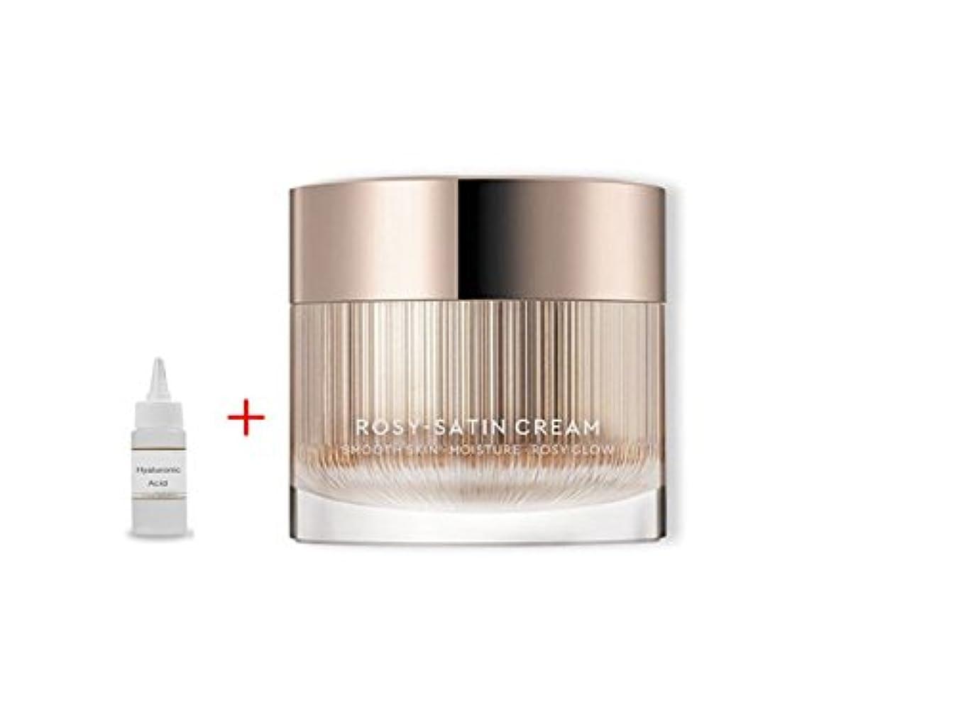 力学シェードメロドラマHERA New Rosy Satin Cream 50ml:Smooth Skin Moisture Rosy Glow 滑らかな肌の保湿化粧水 + Ochloo Hyaluronic Acid 20ml [並行輸入品]