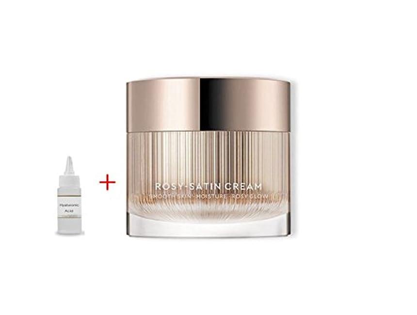 出席ダルセットプラスHERA New Rosy Satin Cream 50ml:Smooth Skin Moisture Rosy Glow 滑らかな肌の保湿化粧水 + Ochloo Hyaluronic Acid 20ml [並行輸入品]