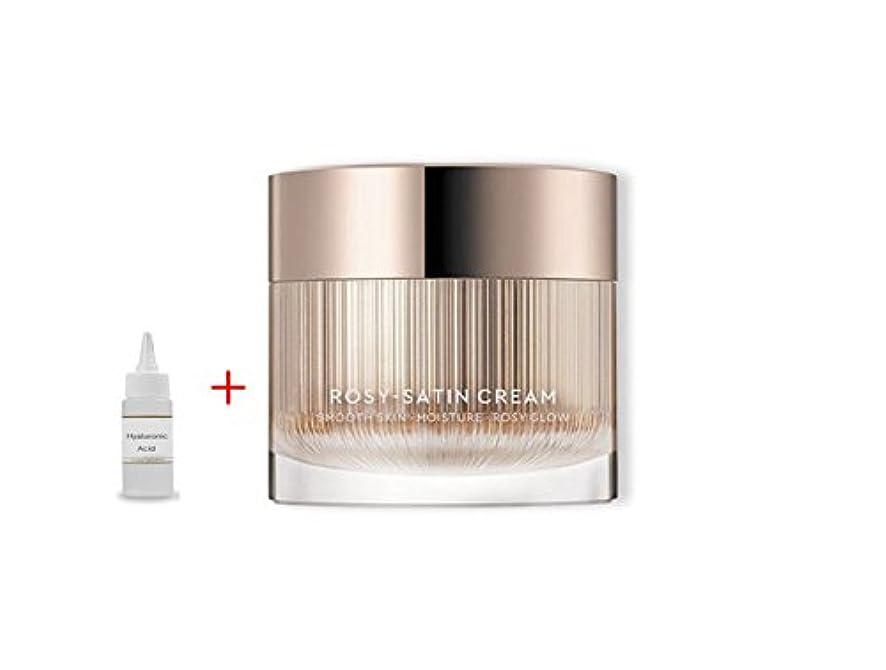 解体する逸脱送信するHERA New Rosy Satin Cream 50ml:Smooth Skin Moisture Rosy Glow 滑らかな肌の保湿化粧水 + Ochloo Hyaluronic Acid 20ml [並行輸入品]