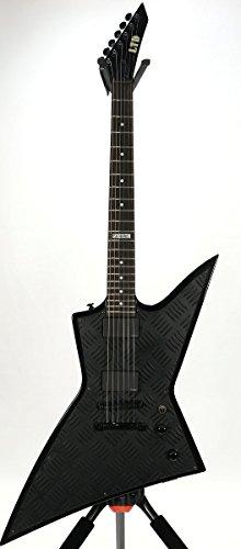 ESP/LTD EX-400DB black diamond plate エルティーディー