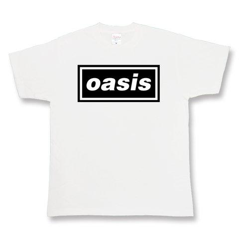 オアシス OASIS メンズ レディース ユニセックス 半袖Tシャツsswh00315-m