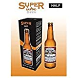 Super Latex Brown Beer Bottle (empty) by Twister Magic By Twister Magic [並行輸入品]