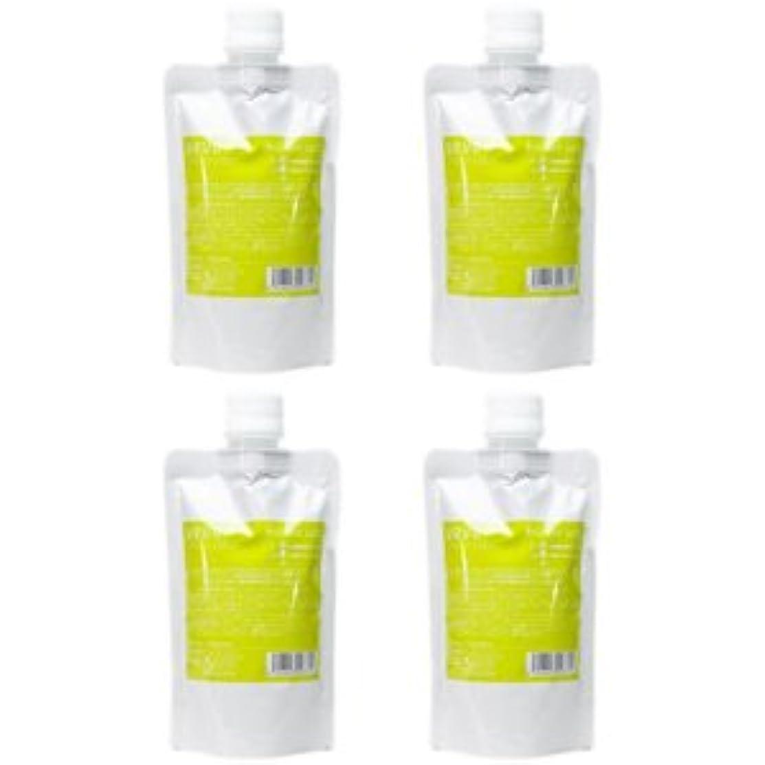 おとうさん床リブ【X4個セット】 デミ ウェーボ デザインキューブ エアルーズワックス 200g 業務用 airloose wax DEMI uevo design cube