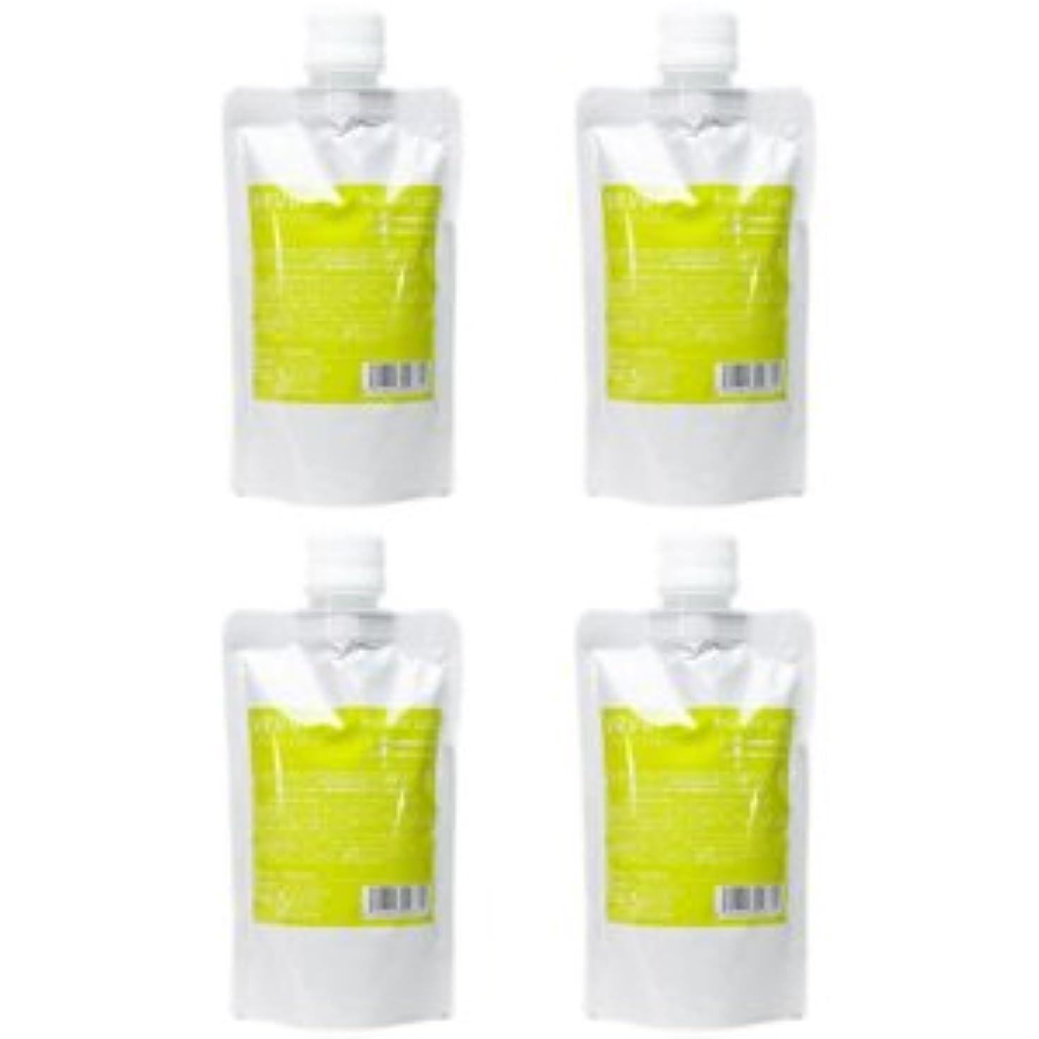 最も遠いタッチウイルス【X4個セット】 デミ ウェーボ デザインキューブ エアルーズワックス 200g 業務用 airloose wax DEMI uevo design cube