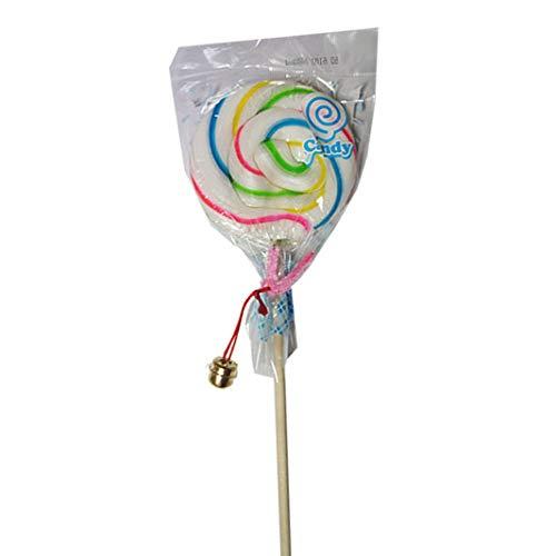 ジャンボ渦巻キャンディー