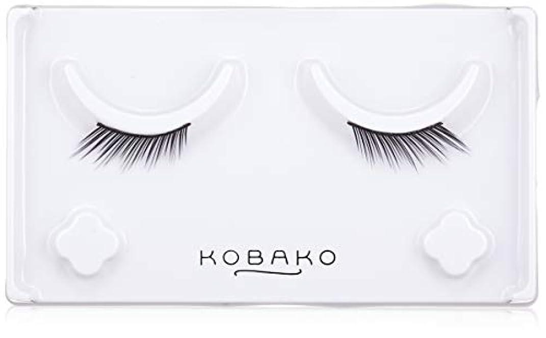 光沢理想的には不合格KOBAKO(コバコ) アイラッシュドレスBK302