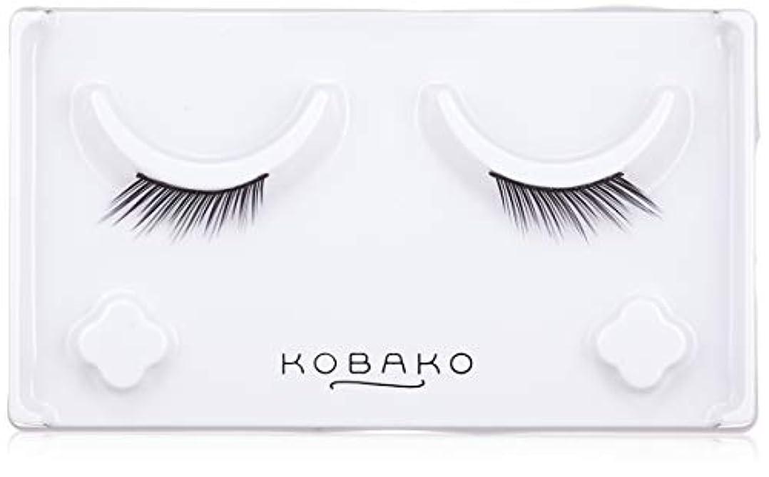 オーバードローアライメント計算するKOBAKO(コバコ) アイラッシュドレスBK302