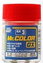 Mr.カラー GX3 ハーマンレッド 【HTRC 3】