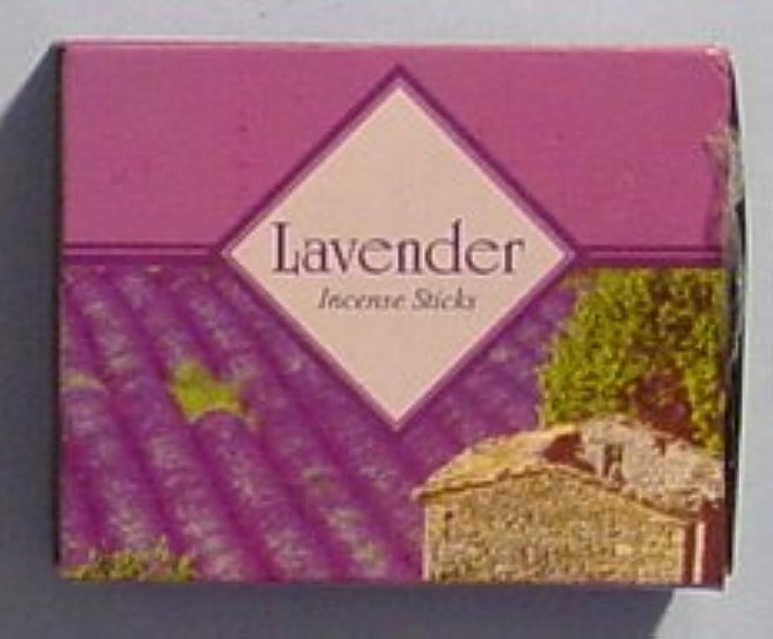醜い引き潮将来のラベンダーコーン – Kamini Incense – ケースの12個のボックス