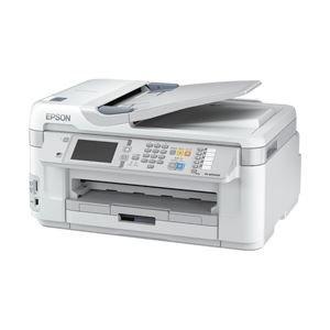 EPSON(エプソン)A3ノビビジネスインクジェットプリンタ 白 型番:PX-M5040F 1台 PX-M5040F [並行輸入品]