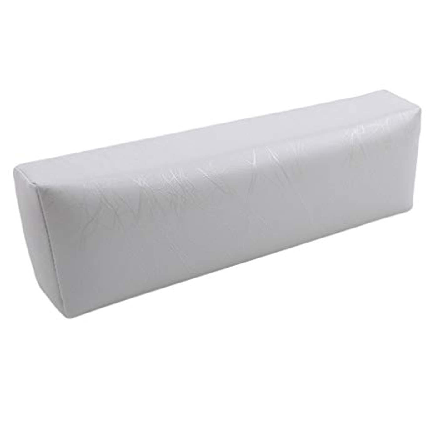 未満再生的木MODMHB マニキュア ネイルアートクッション ハンドレスト枕 ネイル マット レザー 腕枕 腕マクラ 腕置き 肘置き