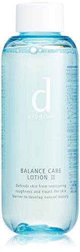 d プログラム バランスケア ローション W 2 (しっとり) (薬用化粧水) (つけかえ用レフィル) 125mL 【医薬部外品】