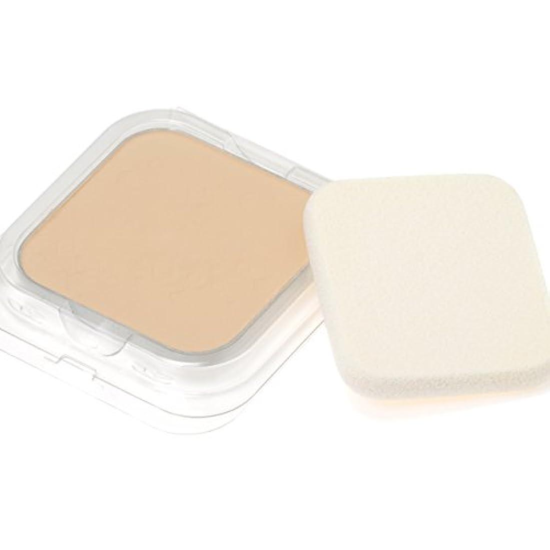 医療の貫通するはっきりとキャンメイク UVシルキーフィットファンデーション リフィル01 ライトオークル 10g