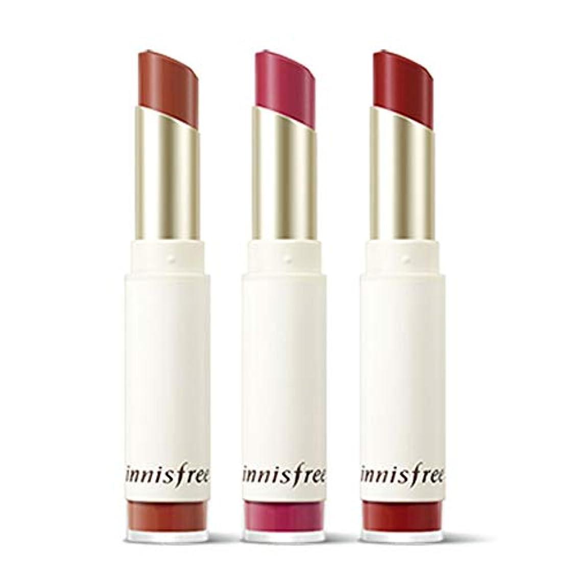 代理店持っているピストルイニスフリーリアルフィットベルベットリップスティック3.3g Innisfree Real Fit Velvet Lipstick 3.3g [海外直送品][並行輸入品] (#08. Cherry Pink)