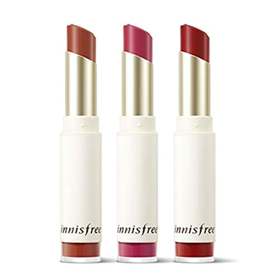 ロープ救出波イニスフリーリアルフィットベルベットリップスティック3.3g Innisfree Real Fit Velvet Lipstick 3.3g [海外直送品][並行輸入品] (#08. Cherry Pink)