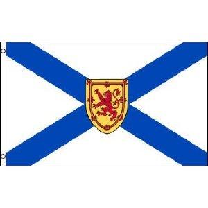 国旗 カナダ ノバスコシア州旗 90×150cm