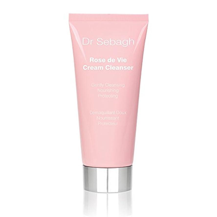 ひねくれたそっとプレビスサイトドクターセバーグ Rose De Vie Cream Cleanser 100ml/3.4oz並行輸入品