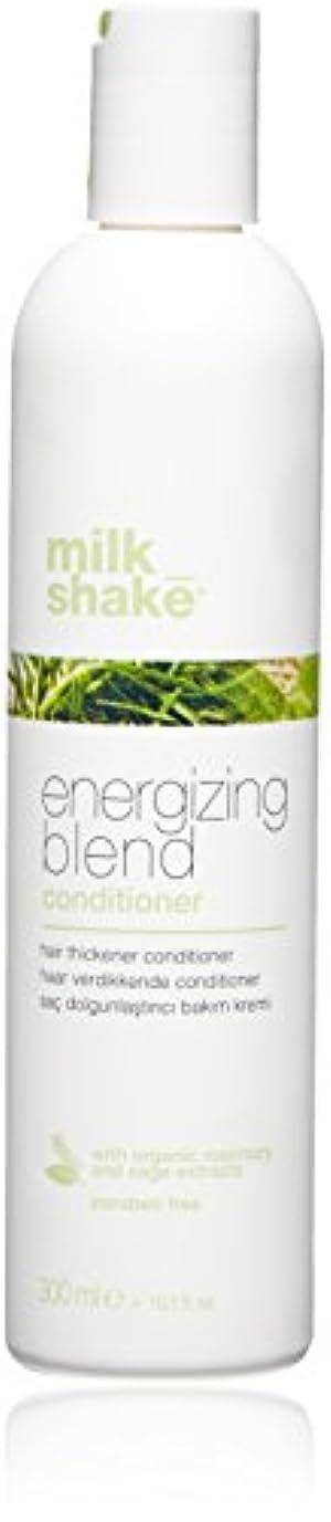再生的デッキ体細胞milk_shake エナブレンドコンディショナー、10.1液量オンス