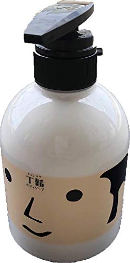 フタバ化学 丁髷ボディソープ お茶の香り 400ml