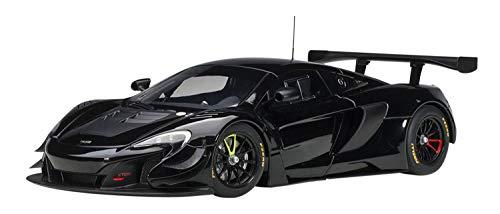 AUTOart 1/18 マクラーレン 650S GT3 ブラック 完成品