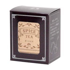 カリス 10P香りの紅茶 ティーバッグ スパイス