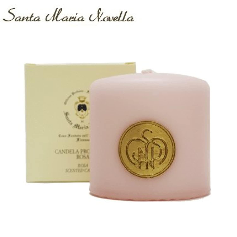 【Santa Maria Novella(サンタマリアノヴェッラ)】 キャンドル アロマキャンドル ローザ 7cm (38973918) [並行輸入品]