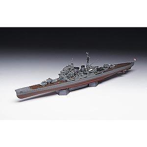 1/700 艦船 (フルハルモデル) 重巡洋艦 鳥海 1942