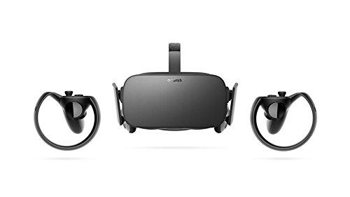 Oculus Rift + Oculus タッチバンドル Touch Bundle (plstan110)【並行輸入品】Amazontry (Headset + Controller Bundle, Black)