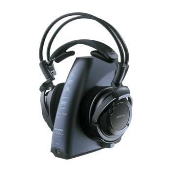 ONKYO デジタルワイヤレスサラウンドヘッドホン 2.4GHzデジタル MHP-AV1