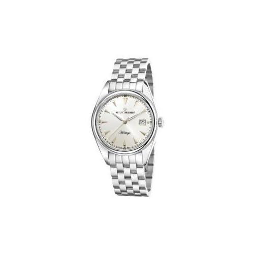 腕時計 Revue Thommen Men's 21010.2132 Heritage Mens Stainless Steel Automatic Watch Watch【並行輸入品】