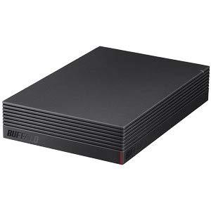 BUFFALO (バッファロー) パソコン&テレビ録画用外付けハードディスク 4.0TBUSB3.1(Gen1)/USB3.0用 HD-EDS-Aシリーズ HD-EDS4.0U3-BA B07MMRH4GJ 1枚目