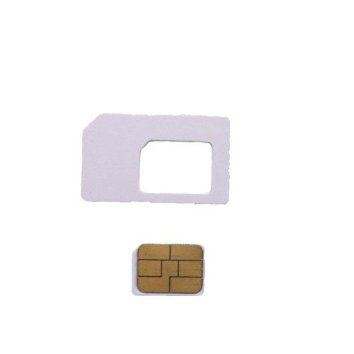 Nano SIM サイズ SoftBank 対応 ソフトバンク iPhone 専用 アクティベート カード  3G/3GS/4/4S/5 全 iOS 対応