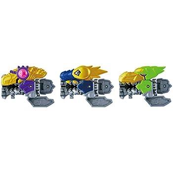 騎士竜戦隊リュウソウジャー リュウソウルシリーズ リュウソウルセット03