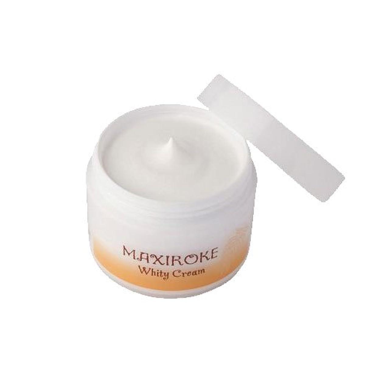 香り本質的ではないなのでマキシーロケ ホワイティクリーム50g