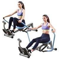 H-TRAINING ローイングマシーン Rowing machine Rower 連携 有酸素運動 トレーニング 筋力アップ 肉体改造 ER510(海外直送品)