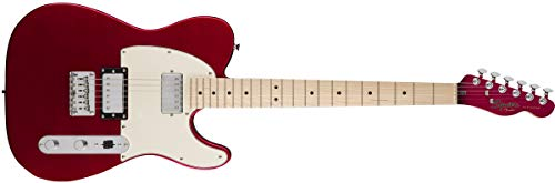Squier Affinity Series Telecaster Metallic Red