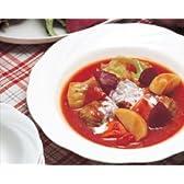 Miyajima 業務用 ボルシチ ロシア風野菜スープ 4食セット