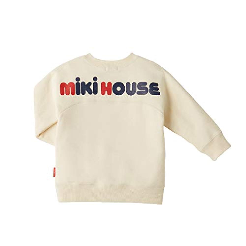 ミキハウス (MIKIHOUSE) トレーナー 13-5601-613 130cm アイボリ