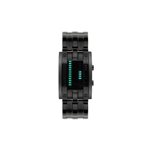 腕時計 ストームロンドン Storm MK2 Circuit Japanese Digital Black Dial Green Led Men's Watch【並行輸入品】