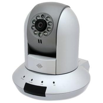 PLANEX ナイトビジョン機能搭載 3Gモバイル通信端末対応ネットワークカメラ CS-WMV043G-NV
