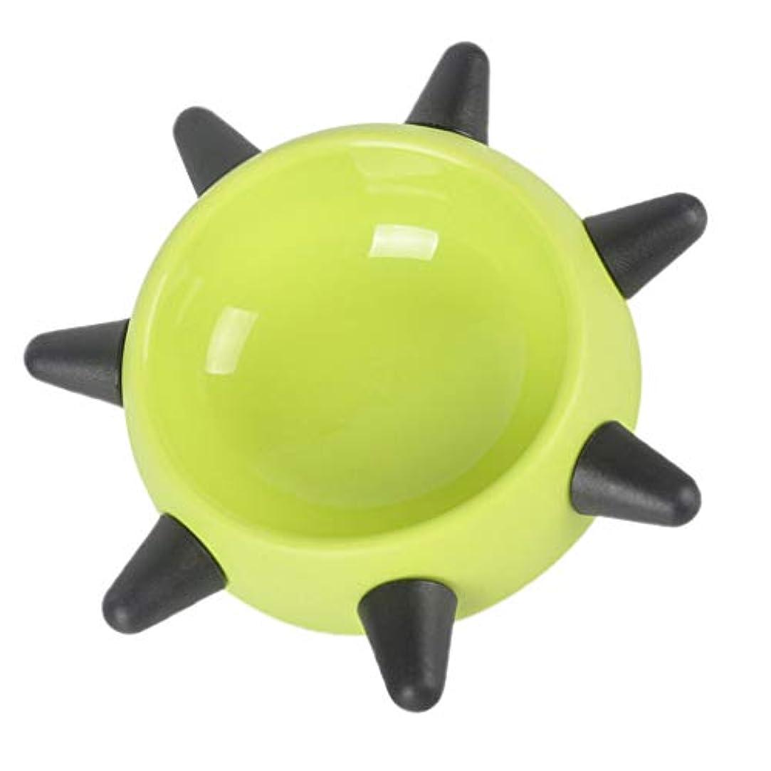 F Fityle 犬 ペット ねこ 皿 餌やり 水やり用品 ウォーターボトル 食器 樹脂 全2カラー - 緑