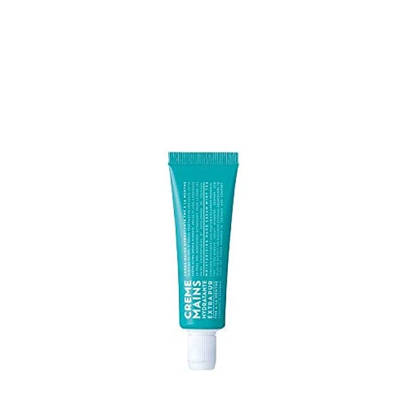 定規焼く吸収カンパニードプロバンス ハンドクリーム ミントティー 30mL (手肌用保湿 爽やかな香り)