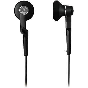 audio-technica EARSUIT イヤホン ブラック ATH-CM707